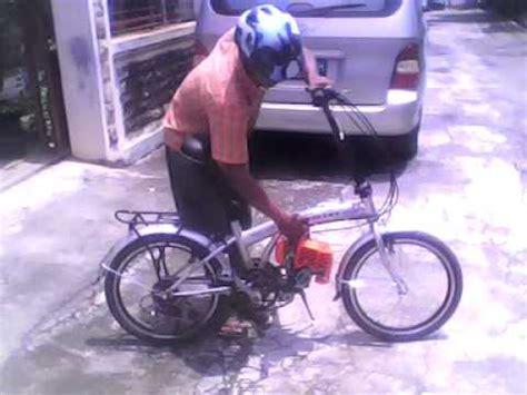 Modip Sepeda by Sepeda Lipat Modif Mesin 1