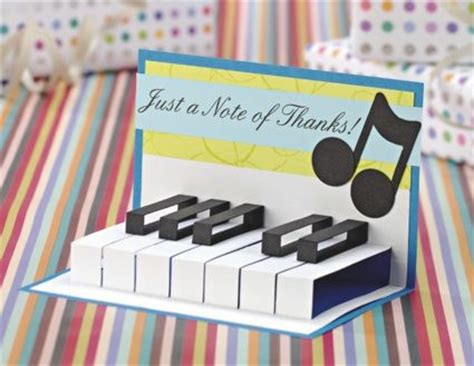 how to make a musical card 57 best images about cards and free printables on