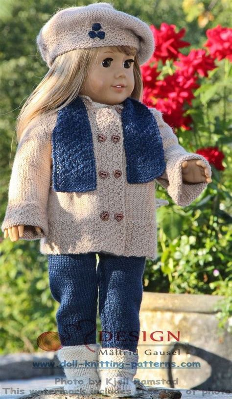 18 inch doll clothes knitting patterns free best 20 18 inch doll ideas on