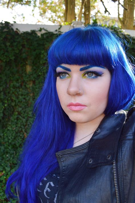 blue hair amazing electric blue hair hair colors ideas