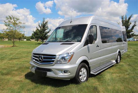 Mercedes Sprinter Luxury by Mercedes Luxury