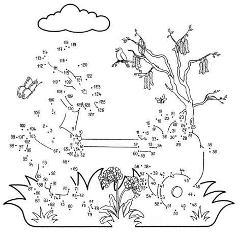 unir cadenas en c dibujo de unir puntos de un conejo dibujo para colorear e