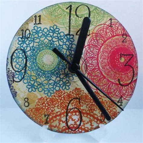 small clocks for craft projects 24 brilliant upcycled cd crafts ideas for home decoration