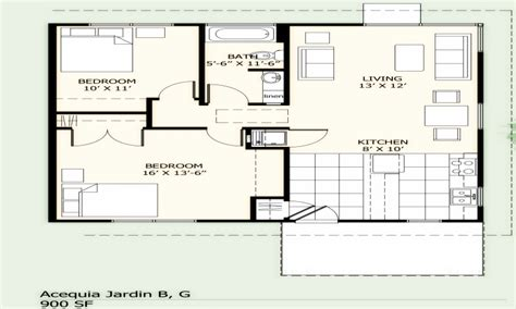 home design plans for 900 sq ft 900 sq ft house plans with open design 900 square foot