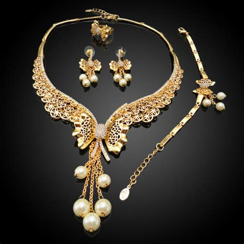 how to make gold plated jewelry gold plated jewelry set jewelry set