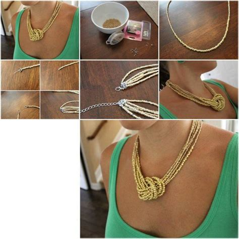 how to make simple jewelry 20 diy jewelry ideas diy jewelry crafts with picture