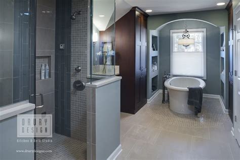an award winning master bath award winning transitional master bath design drury design glen ellyn drury design
