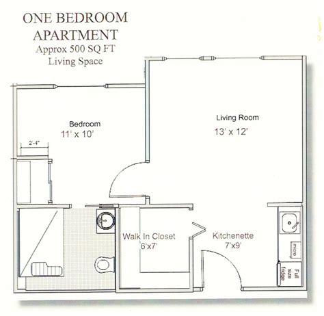 bedroom floor plan our floor plans healdsburg senior living