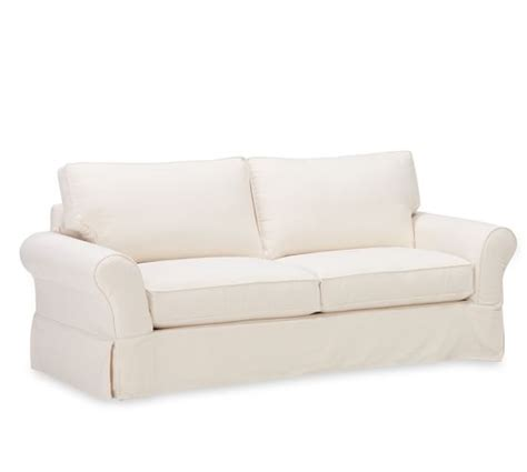 slipcovered sleeper sofa home furniture design