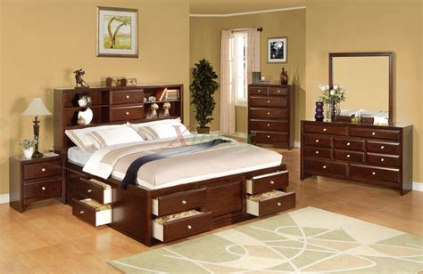 bedroom set with storage bookcase and storage bedroom furniture set 137 xiorex