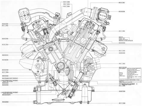 blueprint drawing driver s seat rebuild 850csi cd00166