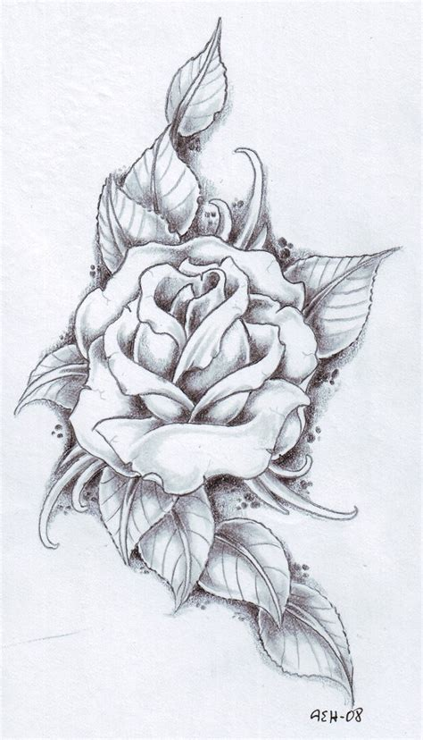 black rose arm tattoos for women rose and its leaves drawing tattoo Quotes
