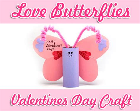 valentines day craft for quot butterflies quot valentines day craft christianity cove