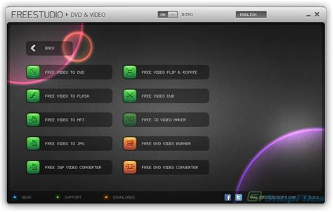 is studio free dvdvideosoft free studio screenshot and at