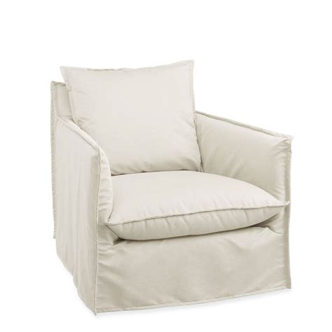 swivel chairs outdoor cabana outdoor swivel chair slipcovered