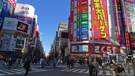 in tokyo shopping in tokyo