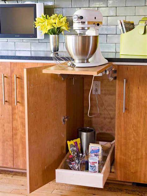 kitchen counter storage ideas 40 clever storage ideas for a small kitchen
