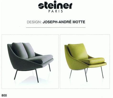 steiner fauteuil et canape 800 siege meubles design steiner h 252 lsta montpellier et volume