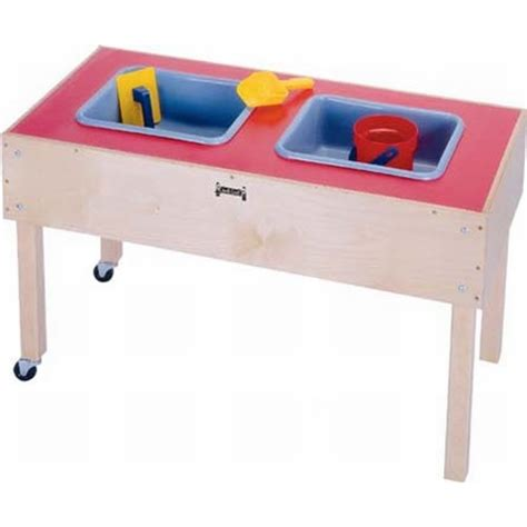 water sensory table jonti craft 2 tub sensory table 0485jc jonti craft