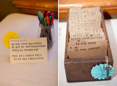 picture book ideas picture of non traditional and creative wedding guest book
