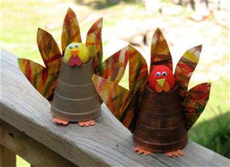 paper cup turkey craft thanksgiving crafts for