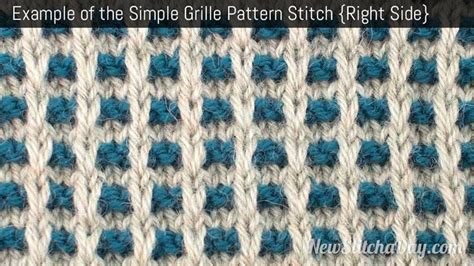 what does right side in knitting 51 best images about colorwork knitting stitches on