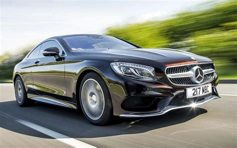 Pictures Of Mercedes Cars by Mercedes S Class Coup 233 Review