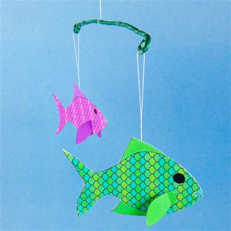 origami fishing pole how to make a floral wire mobile with origami birds