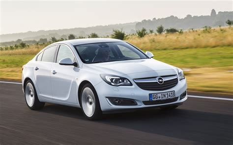 Insignia Opel by Opel Insignia 2014 Widescreen Car Wallpaper 27 Of
