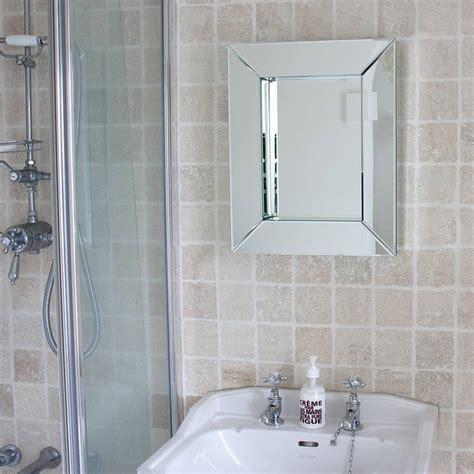 decorative mirrors bathroom all glass bathroom mirror by decorative mirrors