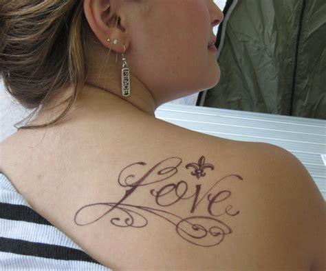 shoulder tattoo design for girls inspiration photos