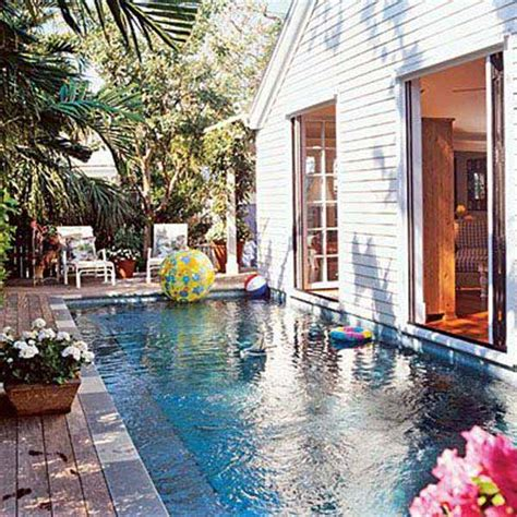 small pool for small backyard 25 fabulous small backyard designs with swimming pool