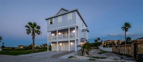 mustang island house rentals port aransas houses luxurious vacation rentals in