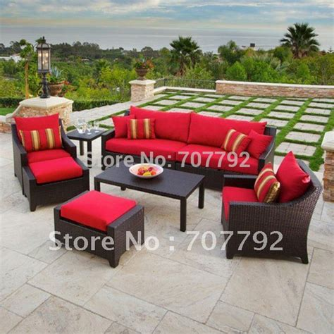 resin wicker patio furniture sets get cheap resin patio furniture sets aliexpress