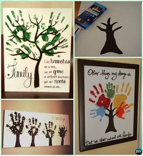 handprint gifts diy handprint craft gift ideas anyone can make