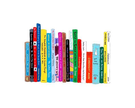 pictures of books on a shelf children s books a reading
