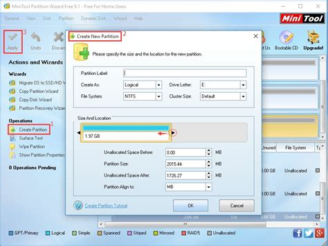 how to make two partitions on sd card best free partition tool for sd card