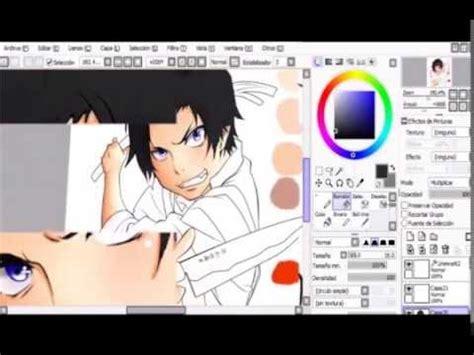 paint tool sai tutorial colorear skin piel paint tool sai tutorial tableta