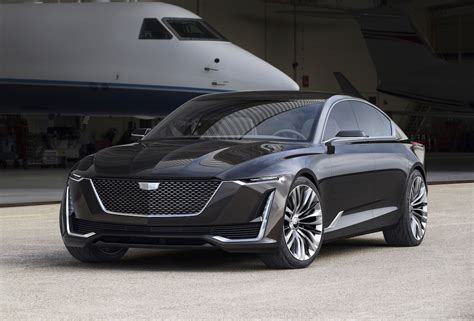 Cadillac News by What Does The New Cadillac Escala For The Brand S