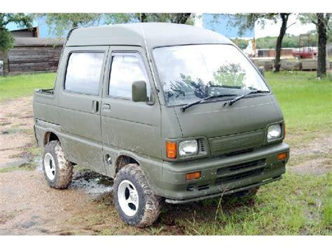 Daihatsu Hijet Parts by Daihatsu Hijet 4x4 Mini Truck Parts Autos Post