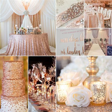 silver and white gold silver and white wedding