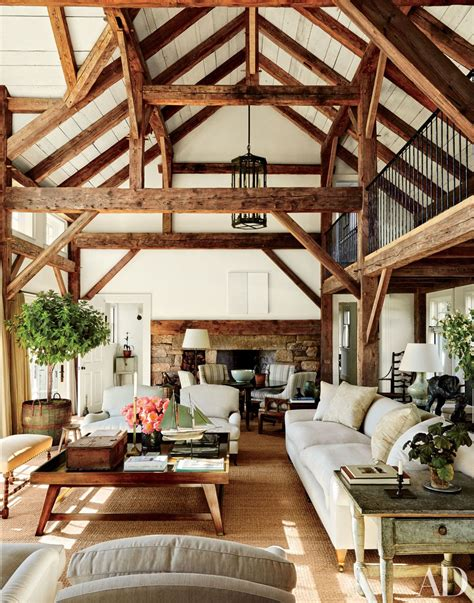 woodwork in house expose your rusticity with exposed beams