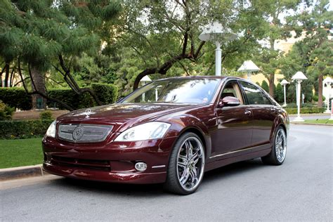 2007 Mercedes S 550 by 2007 Mercedes S550 206157