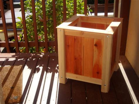 build your own planter box diy build your own planter box forustobe