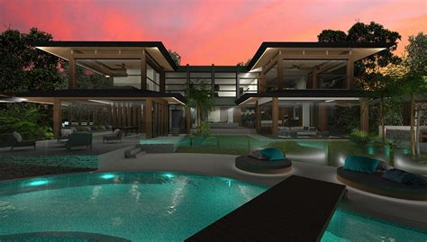 home design resort house resort house chris clout design