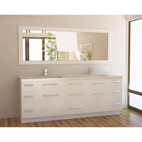 bathroom vanities 84 inches 84 inch bathroom vanity the variants homesfeed