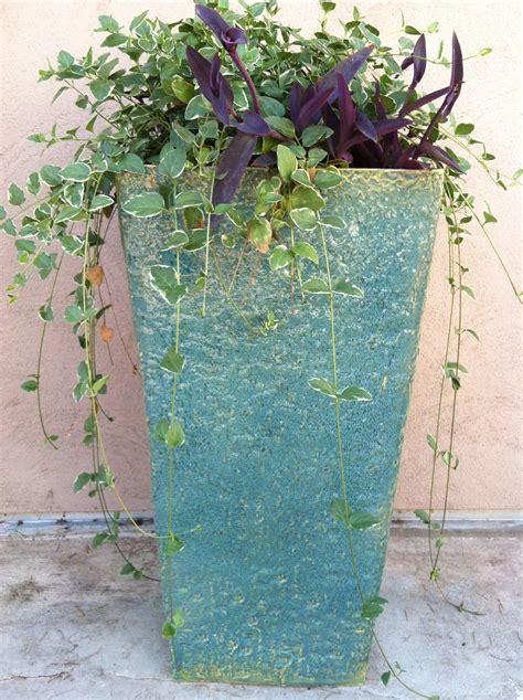 large ceramic planter large planters susan s ceramics landscaping
