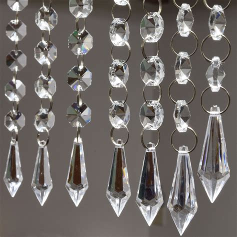 acrylic crystals for chandeliers the best 28 images of hanging crystals for chandeliers