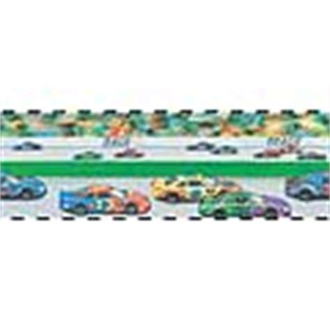 Race Car Wallpaper Border by Wallpaper Borders