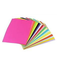 color craft paper ziggle a4 color paper for photocopy craft printing